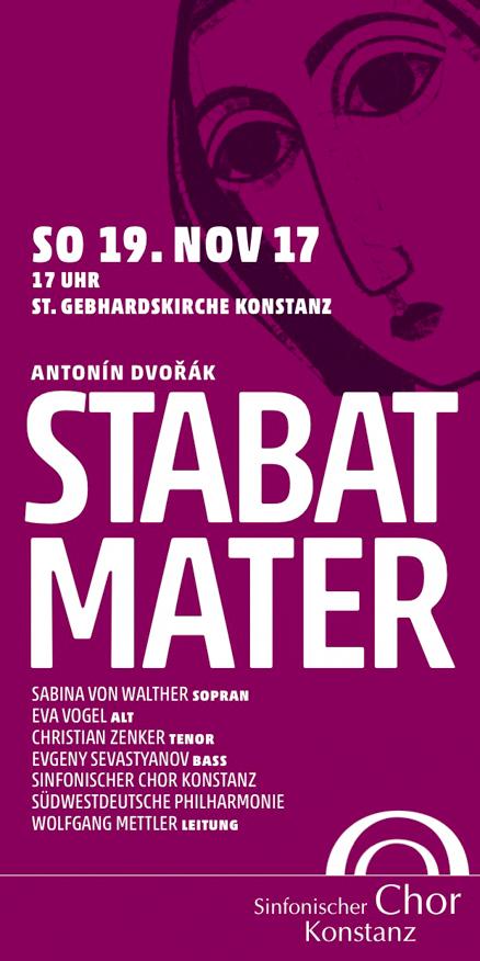 Stabat Mater von Antonín Dvorak