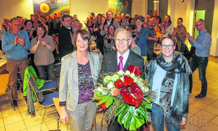 Verabschiedung Wolfgang Müller-Fehrenbach als 1. Vorsitznder Sinfonioscher Chor Konstanz