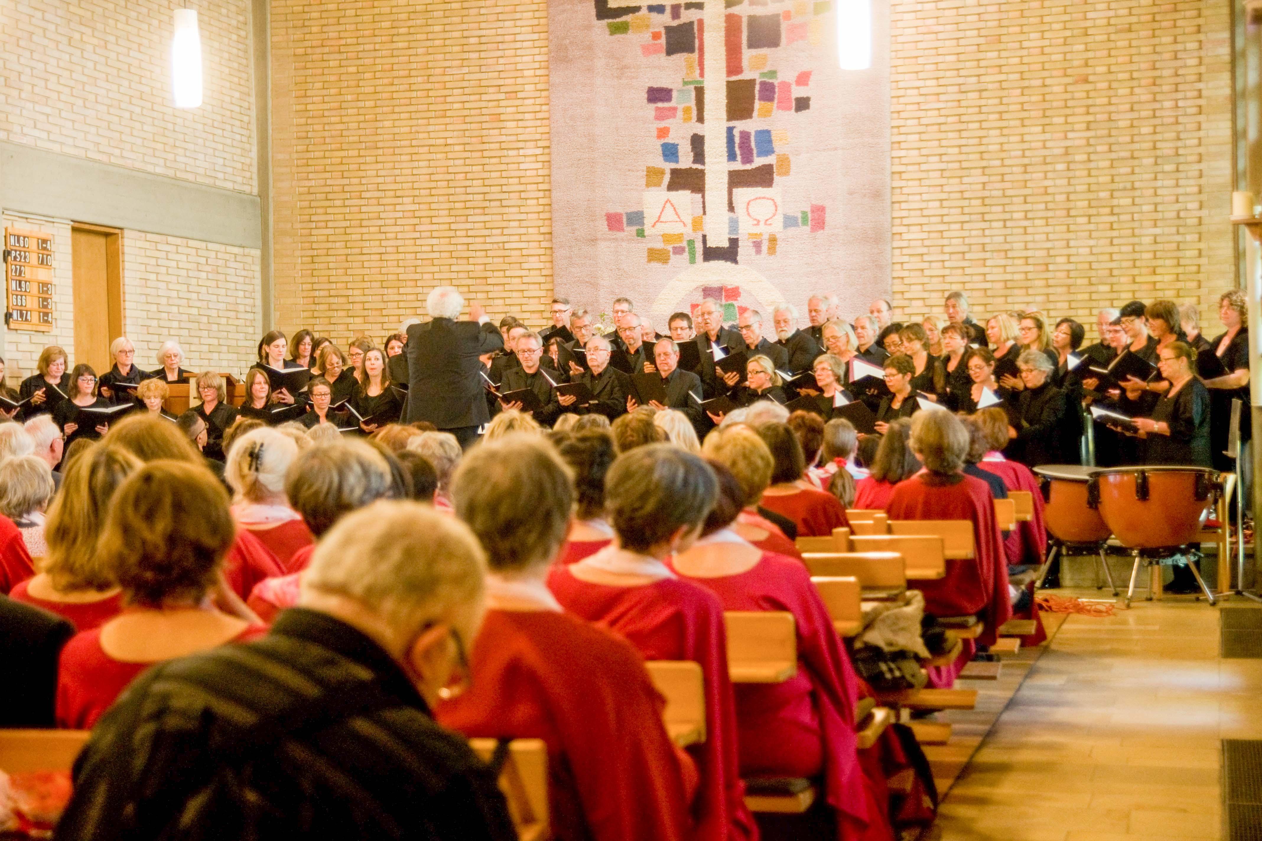 Chorale Prélude Sinfonischer Chor Konstanz Kreuzkirche Partnerchor